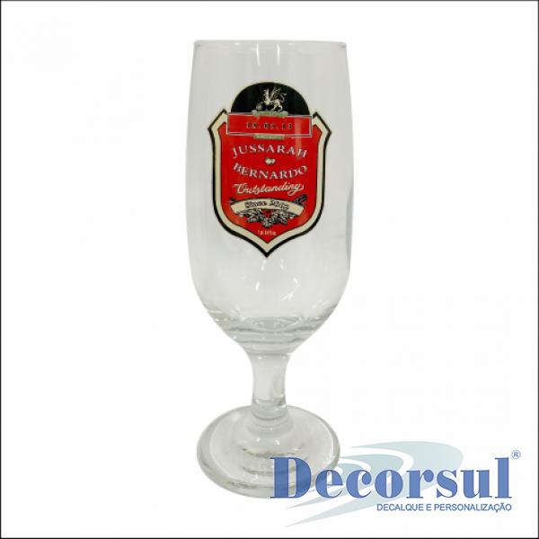 Copo para cerveja personalizado Floripa 300ml