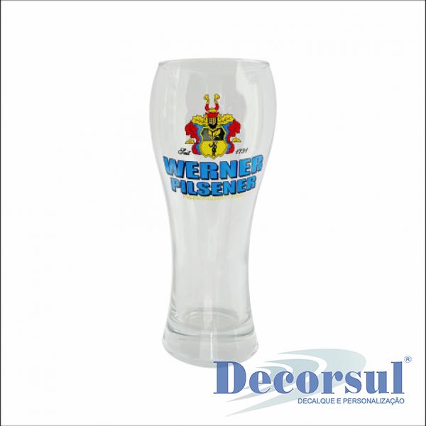 Copo para cerveja personalizado Joinville 300ml
