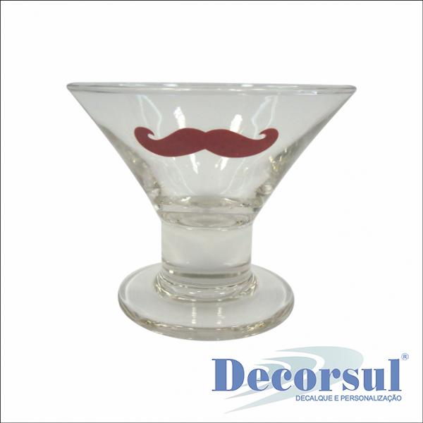 Taça de vidro personalizada Selection 230ml