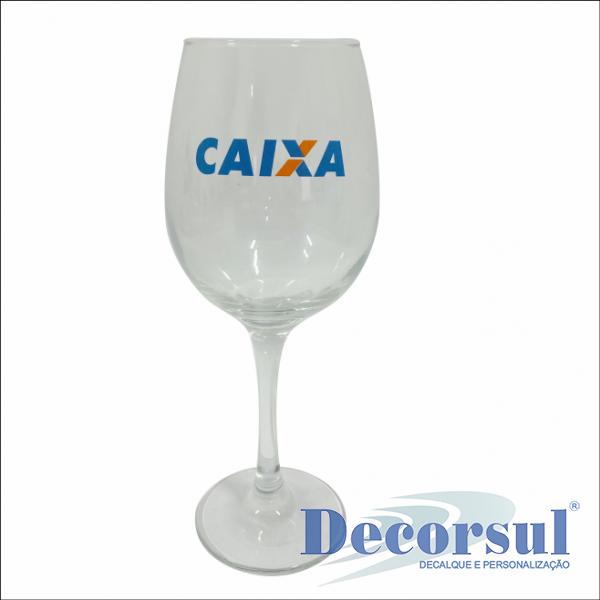 Taça personalizada Barone - �gua 490ml