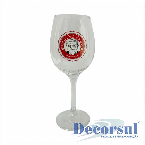 Taça personalizada Barone - Vinho 385ml