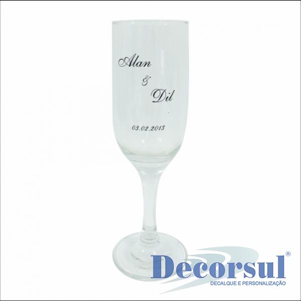 Taça espumante personalizada Gallant 180ml