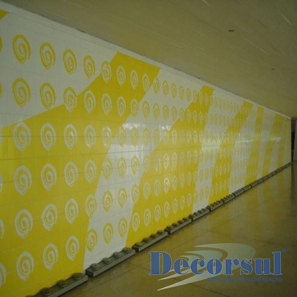Painel Museu Oscar Niemeyer